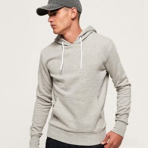Men's Kangroo Stylish Grey Hoodie