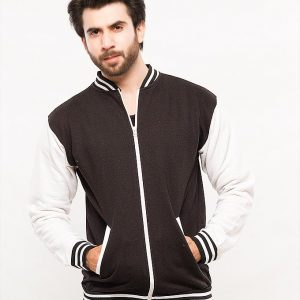 BASEBALL FLEECE ZIPPER JACKET mw51