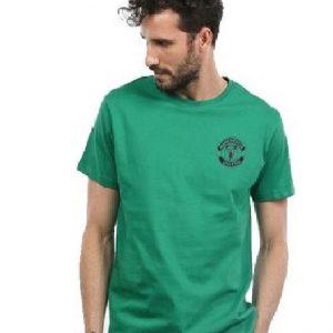 Manchester Graphics Green T Shirt mw390