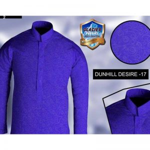 Barat Dresses For Boys Light Blue-Dunhil Desire 17-2 By Glacier Fabrics