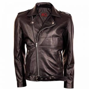 Bikers Black Rebel bones Jacket By 850 Grams