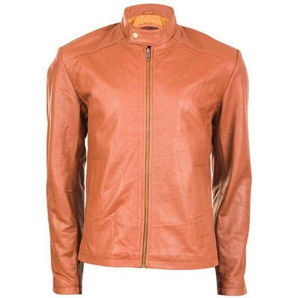 Brown Baskerville Jacket By 850 Grams