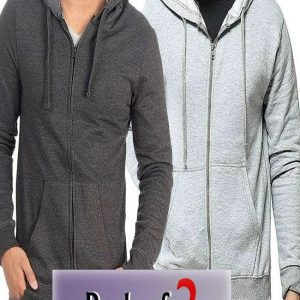 Mardaz Pack of 2 Hoodies for Men mw69