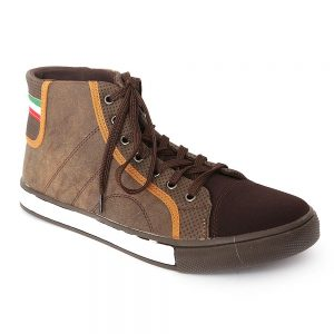 Men's Casual Shoes Y-2731 - Coffee