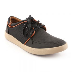 Men's Casual Shoes ZY1029 - Black