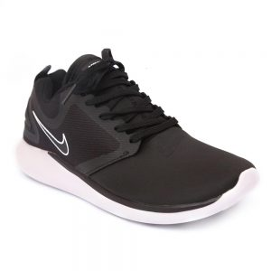 Men's LunarSolo Running Shoe - Black