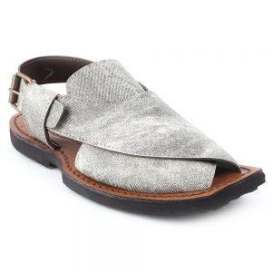 Men's Peshawari Sandals 980 - Grey