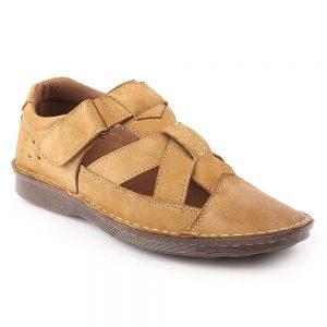Men's Roman Sandals 1226-1 - Brown