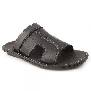 Men's Slippers 0-22 - Black