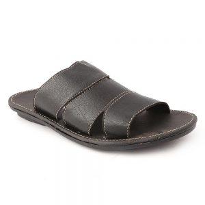 Men's Slippers 023 - Black