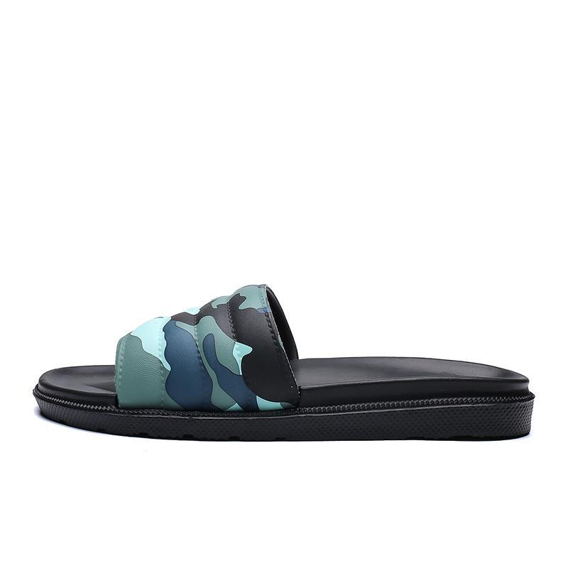 203442d001a21 2019 HOT SALE Fashion Large Size Men Hole Soft Water Friendly Beach Sandals  Slides Shoes 1252598190