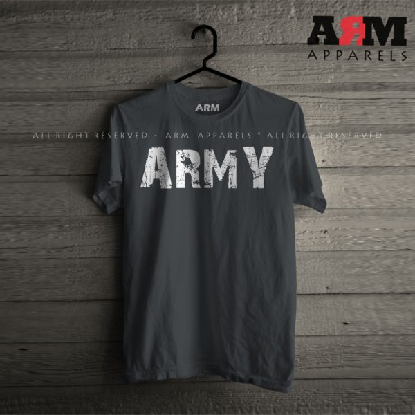 ARM Apparels Army T-Shirt
