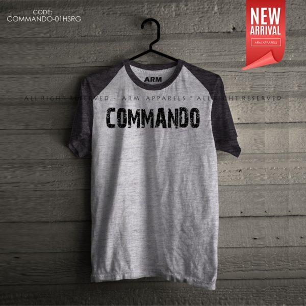 ARM Apparels Commando Raglan T-Shirt