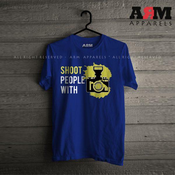 ARM Apparels DSLR T-Shirt