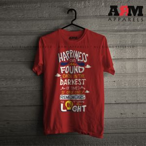 ARM Apparels Happiness Can Be Found T-Shirt