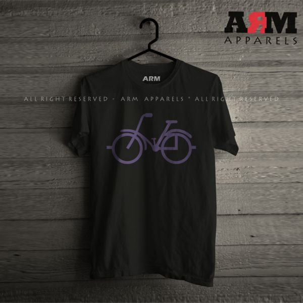 ARM Apparels Old Bicycle T-Shirt