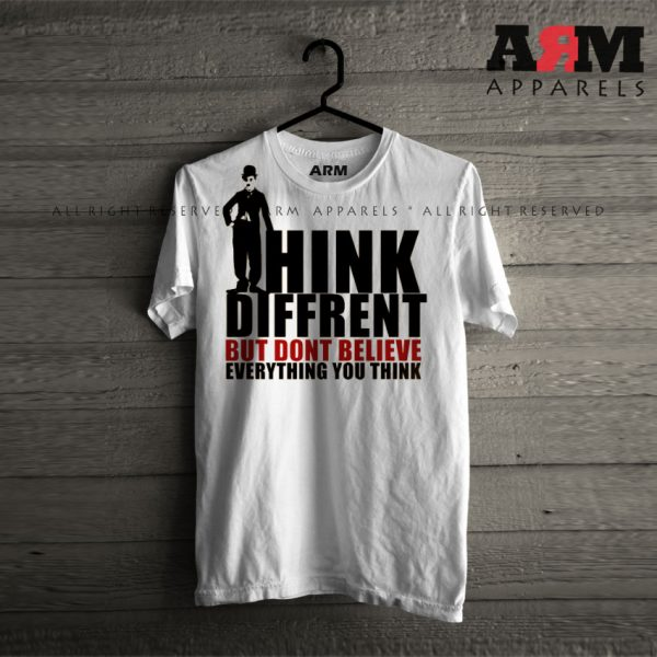 ARM Apparels Think Different
