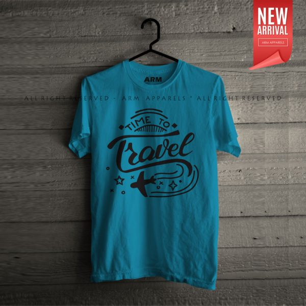 ARM Apparels Time to Travel T-Shirt
