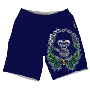 Gorilla White MEN SHORTS SH-M003355