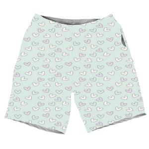 Heart Design MEN SHORTS SH-M002470