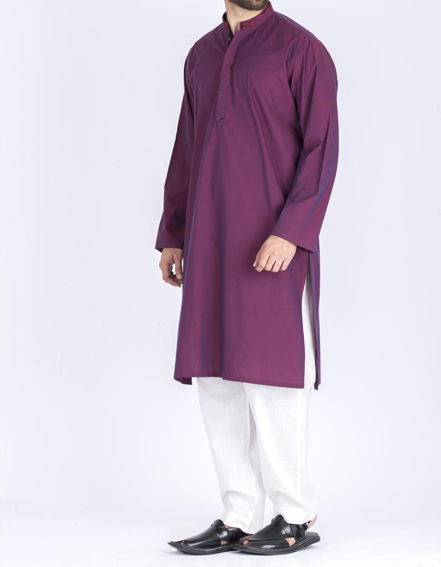 de5fd44975 Junaid Jamshed Winter Collection 2018 CHARCOAL GREY Polyester Viscose  Regular Kameez Shalwar for Men 100981266