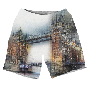 London Bridge MEN SHORTS SH-M003601