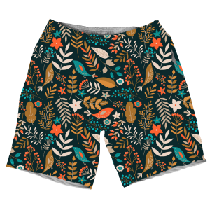 MultiColor Summers Floral New Arrival Artwork MEN SHORTS SH-M002159