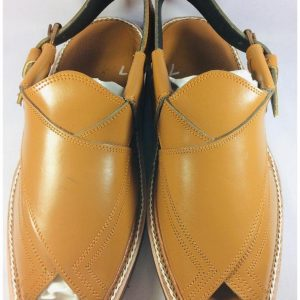 OFF New Stylish Real Leather High Quality Camel Peshawari Kaptaan / Captaan / Khan Chappal For Men(ORIGINAL PICs:Same Stock Will Deliver) 1247882347