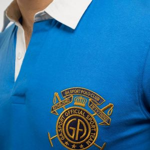 Gul Ahmed Blue Urban Polo FS-SJP-URB-D05
