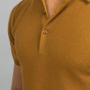 Gul Ahmed Brown Fashion Polo PKP-URB-D46-02