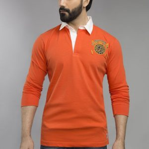 Gul Ahmed Orange Urban Polo FS-SJP-URB-D04